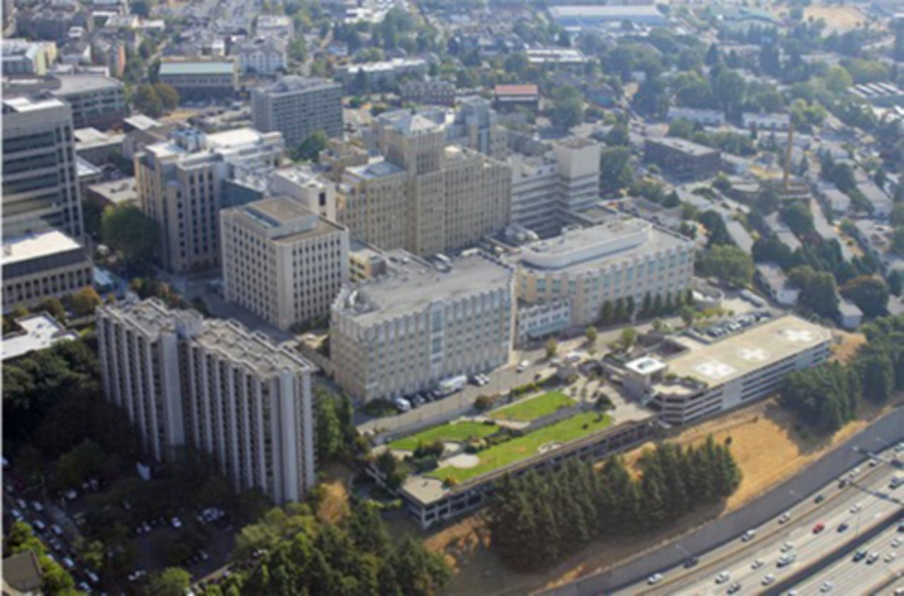 The History Of Harborview Medical Center And The Washington State